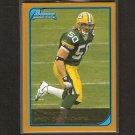 AJ HAWK - 2006 Bowman Gold ROOKIE - Green Bay Packers & Ohio State Buckeyes