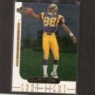 TORRY HOLT - 1999 UD Ovation Spotlight ROOKIE - Patriots, Jaguars & NC State Wolfpack
