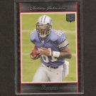 CALVIN JOHNSON - 2007 Bowman - Detroit Lions & Georgia Tech