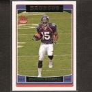 BRANDON MARSHALL - 2006 Topps RC - NY Jets, Broncos & Central Florida
