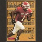 ERIC MOULDS - 1996 Skybox Impact RC - Mississippi State & Buffalo Bills