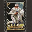 STEVE McNAIR - 1997 Topps Gallery Players Private Issue - Titans & Oilers
