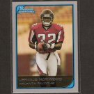 JERIOUS NORWOOD - 2006 Bowman RC - Atlanta Falcons & Mississippi State