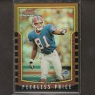 PEERLESS PRICE - 2000 Bowman Chrome Refractor - Tennessee Volunteers