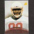 WARREN SAPP - 1995 Pinnacle Rookie Card - Tampa Bay Buccaneers