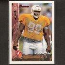 WARREN SAPP - 1995 Bowman Rookie Card - Tampa Bay Buccaneers