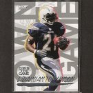 LaDAINIAN TOMLINSON - 2008 Topps Own the Game - TCU Horned Frogs, Jets & Chargers