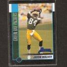 JAVON WALKER - 2002 Bowman Rookie - Packers & Florida State