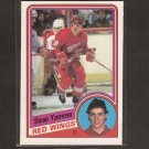 STEVE YZERMAN - 1984-85 O-Pee-Chee ROOKIE CARD - Detroit Red Wings