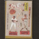WADE BOGGS - 1984 Topps Rub-Off - Red Sox