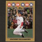 JACOBY ELLSBURY 2008 Topps Gold - Red Sox  #1501/2008