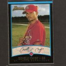 COCO CRISP - 2001 Bowman Draft ROOKIE - Kansas City Royals