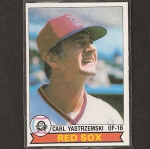 CARL YASTRZEMSKI - 1979 O-Pee-Chee - Red Sox