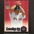 DAISUKE MATSUZAKA - 2007 Ultra ROOKIE CARD - Red Sox