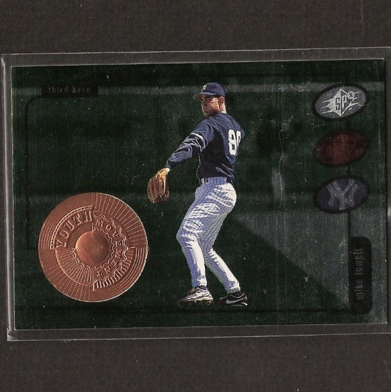 MIKE LOWELL - 1998 SPx RC  -   Serial # 4325/5000  - Red Sox