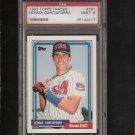 NOMAR GARCIAPARRA - 1992 Topps Traded USA RC - PSA 9 - Red Sox & Athletics