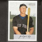 JASON BAY - 2002 Bowman Heritage ROOKIE - Red Sox, Mets