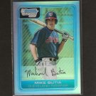 MIKE BUTIA - 2006 Bowman Chrome REFRACTOR Rookie - Indians