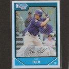 SAM FULD - 2007 Bowman Chrome REFRACTOR Rookie - Cubs