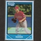 BRYAN HANSEN - 2007 Bowman Chrome REFRACTOR Rookie - Phillies