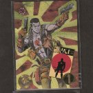 1993 Upper Deck Valiant - FIRST APPEARANCE: Bloodshot