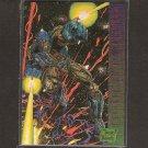 1993 Upper Deck Valiant - Art of Joe Quesada: X-O Man O War