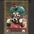 MICKEY WASHINGTON - 1995 Bowman GOLD - Jacksonville Jaguars