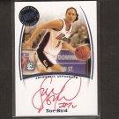 SUE BIRD 2007 Press Pass Legends Autograph - WNBA & UConn Huskies