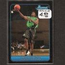 LEON POWE 2006-07 Bowman ROOKIE - Boston Celtics