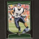 DONALD BROWN III 2009 Bowman Draft Rookie - Colts & UConn Huskies