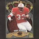 RON DAYNE 2000 Crown Royal Rookie - NY Giants & Wisconsin Badgers
