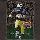 AMANI TOOMER 1996 Playoff Absolute Rookie - Michigan Wolverines & NY Giants