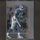 AMANI TOOMER 1996 Select Certified Rookie - NY Giants & Michigan Wolverines