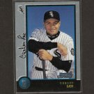 CARLOS LEE - 1998 Bowman Chrome Rookie - Houston Astros