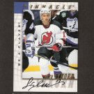 PETR SYKORA - 1997-98 Be A Player Autographed - Minnesota Wild
