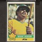 REGGIE JACKSON - 1976 Topps - NMint - NY Yankees & Oakland A's
