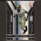 LARRY FITZGERALD - 2004 Donruss Elite ROOKIE - Panthers & Arizona Cardinals