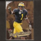 BRAYLON EDWARDS - 2005 Ultra Gold Medallion ROOKIE - 49ers & Michigan Wolverines