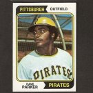 DAVE PARKER - 1974 Topps RC - Nm-Mint - Pittsburgh Pirates