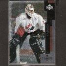 ROBERTO LUONGO 1997-98 Black Diamond ROOKIE CARD - Canucks