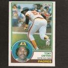 TONY GWYNN 1983 O-Pee-Chee RC - San Diego Padres