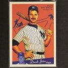 DON MATTINGLY - 2008 UD Goudey SHORT PRINT - NY Yankees