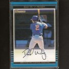 DAVID WRIGHT - 2002 Bowman ROOKIE - NY Mets