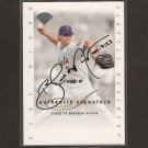 BLAS MINOR - 1996 Leaf Signature Series - NY Mets & Mariners