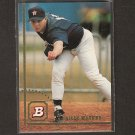 BILLY WAGNER - 1994 Bowman ROOKIE - NY Mets & Braves