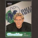 DIRK NOWITZKI 1998-99 Fleer Ultra ROOKIE - Short Print - Dallas Mavericks