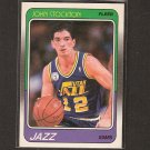 JOHN STOCKTON 1998-99 Fleer ROOKIE - Spurs