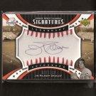 JIM PALMER - 2007 SWEET SPOT Classic Autograph - Baltimore Orioles