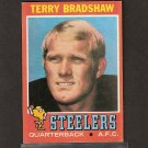 TERRY BRADSHAW 1971 Topps RC NM - Pittsburgh Steelers & Louisiana Tech