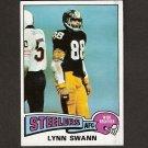 LYNN SWANN - 1975 Topps RC EX-Mint - Pittsburgh Steelers & USC Trojans